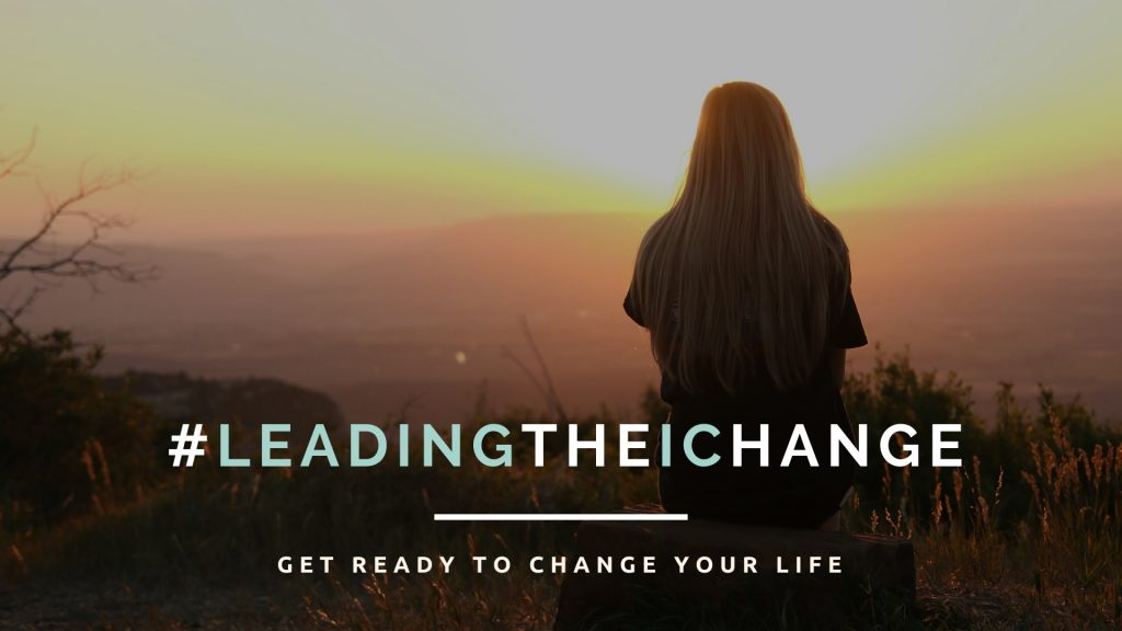 leading the ichange - #LEADINGTHEICHANGE